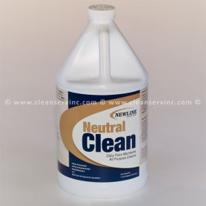 Neutral Clean Hard Surface Cleaner, Gallon